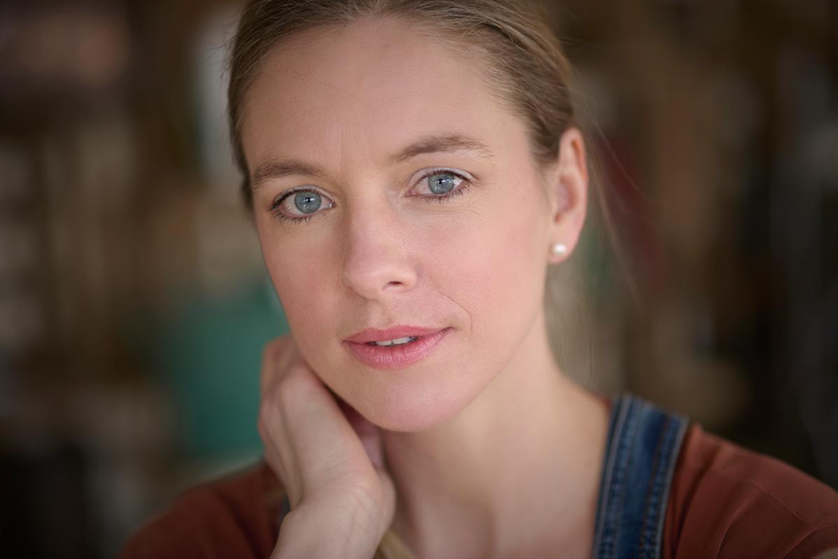 Nadine Petry im Porträt